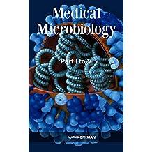 Medical Microbiology Part-I to V