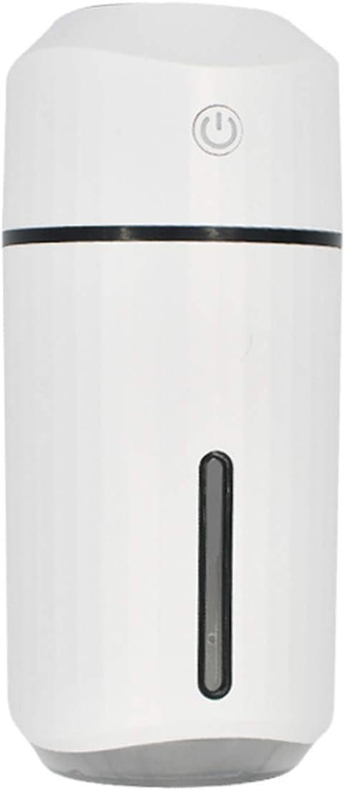 umidificatore ad ultrasuoni a LED HelloCree umidificatore portatile da 320 ml