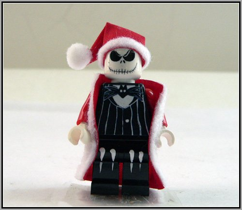 lego custom nightmare before christmas santa jack 2 minifig b004iwmkze amazon price tracker tracking amazon price history charts amazon price