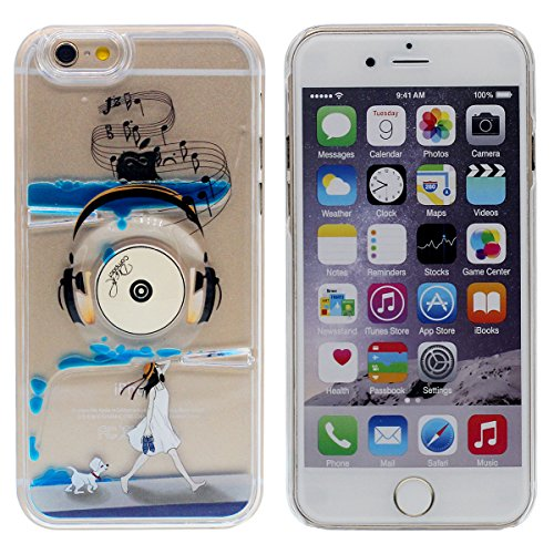 Rotatif Compact Disc Désign Apple iPhone 6 Plus 6S Plus Coque Case 5.5