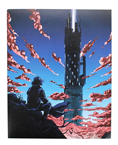 - Nerd Block The Dark Tower 8x10 Art Print by Tim Doyle Exclusive