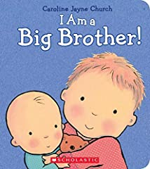 Share the joys of becoming a big brother!With the arrival of a new baby comes many transitions, and big brothers may need a little extra tender loving care to adjust to a new family situation. This sweet story with adorable toddler ill...