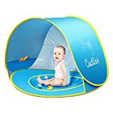 CeeKii Pop up Baby Beach Tent Portable Portable Kiddies Shade Pool Tent 50