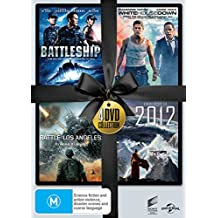 Battleship + White House Down + Battle LosAngeles