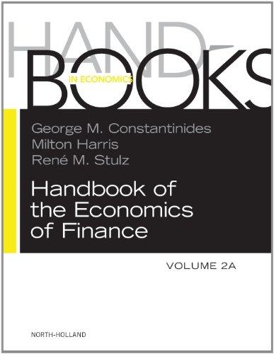 Handbook of the Economics of Finance, Volume 2A: Corporate Finance