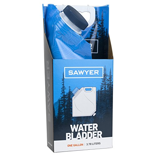 Sawyer Products SP108 One Gallon Water Bladder, for MINI and Squeeze Filters