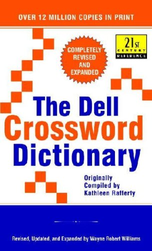 The Dell Crossword Dictionary (Bantam Crossword Dictionary)