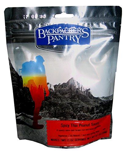 Backpacker's Pantry Gluten Free, Thai Spicy Peanut...