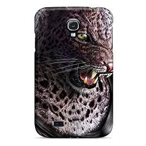 New Tekken Armor King Tpu Skin Case Compatible With Galaxy S4