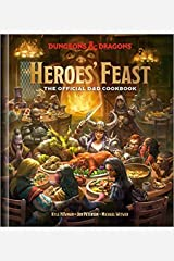 October 27, 2020 :: [Hardback] Heroes' Feast (Dungeons & Dragons): The Official D&D Cookbook Hardcover Comic