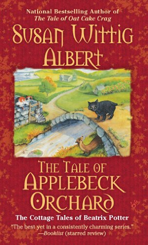 book cover of The Tale of Applebeck Orchard