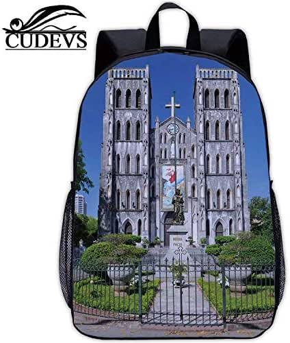 Saint Joseph,Large Bag,Roman Catholic in Hanoi,Business,17in12.2 Lx5.5 Wx17 H