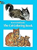 The Cat Coloring Book (Dover Nature Coloring Book)