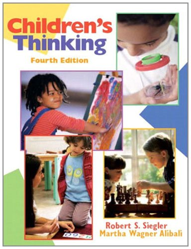 Children's Thinking (4th Edition)