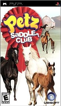 petz saddle club psp