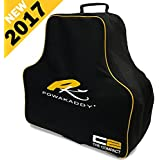 """""""NEW 2017"""" POWAKADDY C2 COMPACT ELECTRIC GOLF TROLLEY TRAVEL COVER / BOOT BAG"""