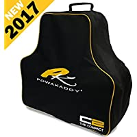 """NEW 2017"" POWAKADDY C2 COMPACT ELECTRIC GOLF TROLLEY TRAVEL COVER / BOOT BAG"