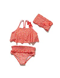 BONVERANO Baby Girl Swim Two-Pieces Bathing Suits