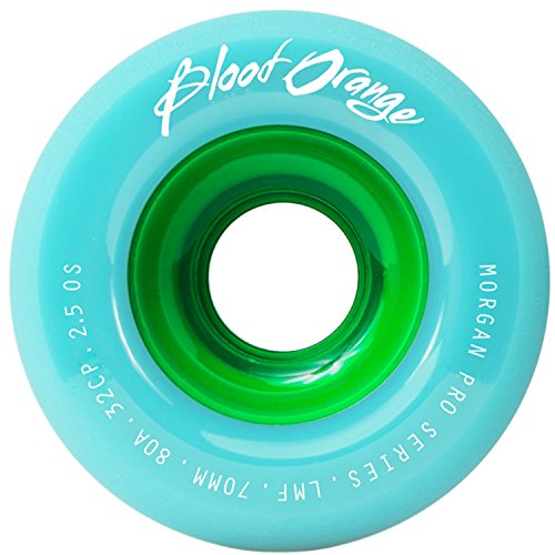 Blood Orange Morgan Pro Series Freeride Longboard Wheel [All Durometers & Colors]