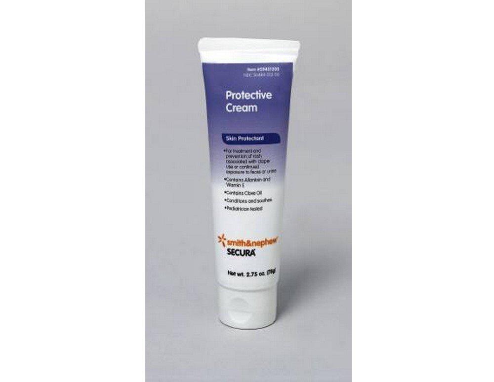 Smith & Nephew Skin Protectant Secura2.75 oz. Tube Cream (#59431200, Sold Per Case)