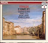 Vivaldi: 12 Sonatas for Two Violins & Continuo, Op. 1