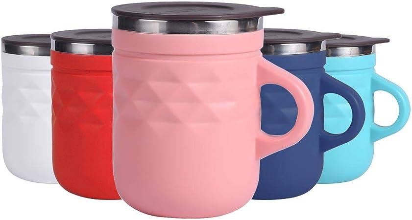 Acier Inoxydable Tasses Camping Voyage Boire du Thé Mug Café Maison Outdoors