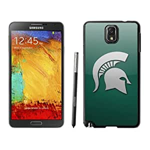 Samsung Galaxy Note 3 Cover Ncaa Big Ten Conference Michigan State Spartans 23 Athletics Element Cellphone Protective Case