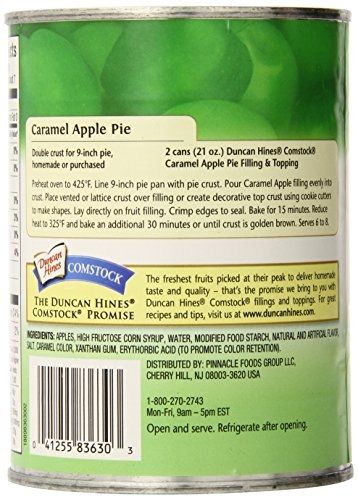 Comstock-Caramel-Apple-Pie-Filling-21-Ounce-Pack-of-12