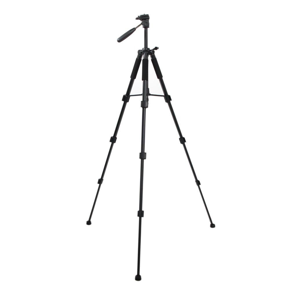 【送料0円】 alloet新しいZomei q111プロ三脚カメラスタンドwith Head Pan Head B01N6H53WH for DSLR DSLR B01N6H53WH, 美容と健康の専門店 美健ショップ:2da6dfdc --- lightinglogistics.co.za