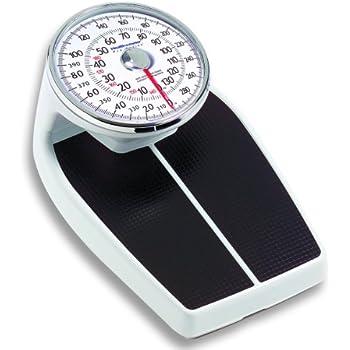 Salter Professional Analog Mechanical Dial Bathroom Scale 400 Lb Capacity Health