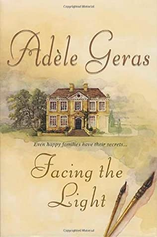 book cover of Facing the Light