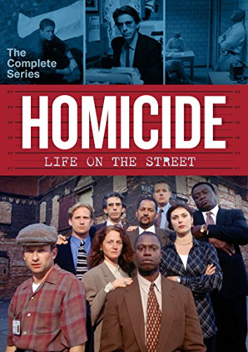 Homicide: Life On The Street: The Complete Series ()