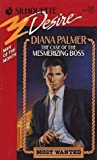 The Case of the Mesmerizing Boss, Diana Palmer, 0373057024