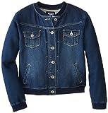 Levi's Big Girls' Knit Denim Jacket Indigo Wave
