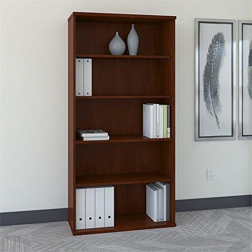 042976244149 - Series C 36W 5 Shelf Bookcase carousel main 2