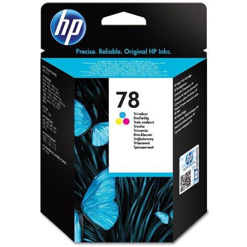 HP 78 Farbe Original Druckerpatrone für HP Deskjet, HP Officejet, HP PSC