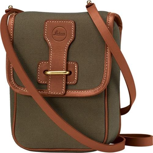 Leica Aneas Bag for Binocular with 42mm Lens, Green by Leica