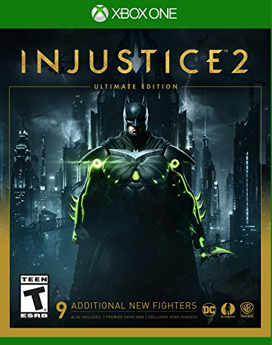 Price comparison product image Injustice 2 Ultimate Edition - Xbox One