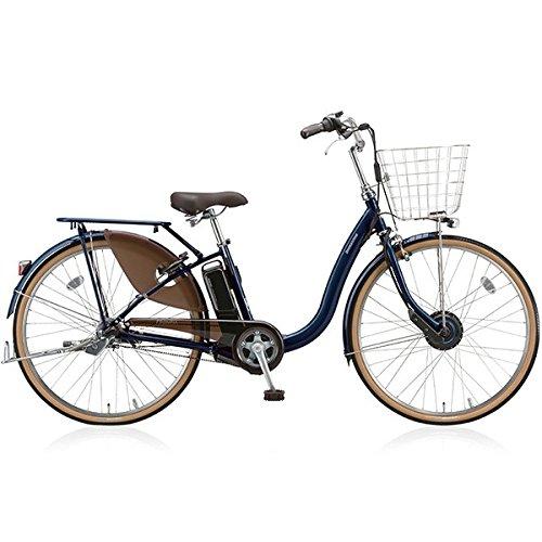 BRIDGESTONE(ブリヂストン) 18年モデル フロンティアデラックス F4DB38 24インチ 電動アシスト自転車 専用充電器付 B076SH76WW E.Xノーブルネイビー E.Xノーブルネイビー