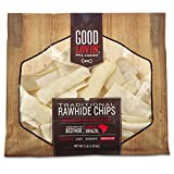 Good Lovin' Traditional Rawhide Chip Dog Chews, 3 lbs. For Sale