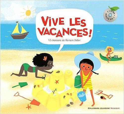 Lire Vive les vacances! pdf, epub