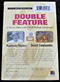 Double Feature DVD Ransom Money and Desert Commandos
