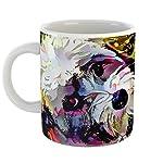 Westlake Art - Havanese Breed - 11oz Coffee Cup Mug - Abstract Artwork Home Office Birthday Christmas Gift - 11 Ounce (E0E3-C3B25) 5