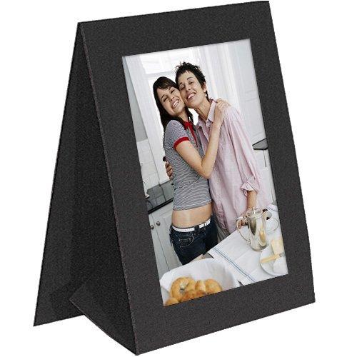 UPC 021352455102, Black GRANDEUR 4x5 Tent Frames w/plain border sold in 25s - 4x5