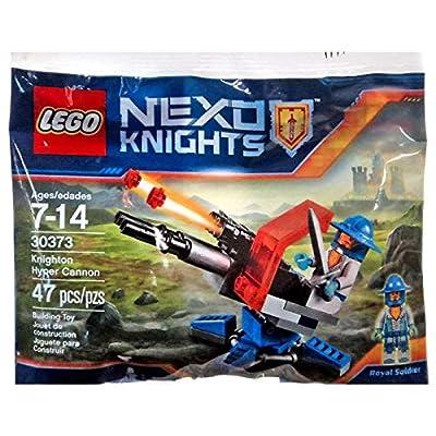 LEGO Nexo Knights Knighton Hyper Cannon 30373 Polybag: Toys & Games