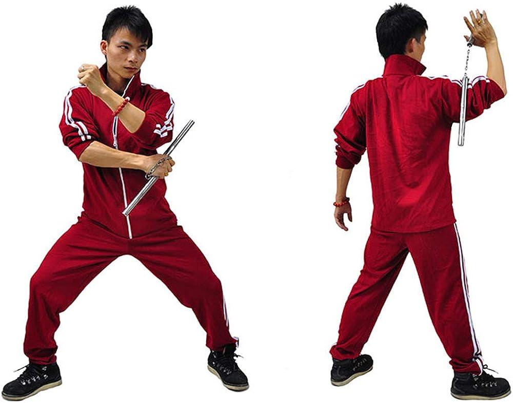 Conjunto de chándal clásico Bruce Lee Jeet Kune Do, Sudadera Kung ...