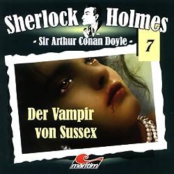 Der Vampir von Sussex (Sherlock Holmes 7)