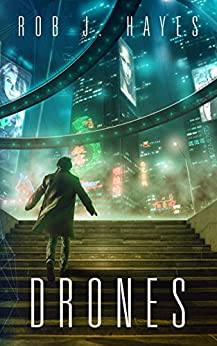 Drones by [Hayes, Rob J.]