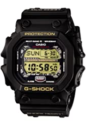"CASIO watches g-shock ""GX Series tough solar radio watch MULTIBAND 6 GXW-56-1BJF men's watch"