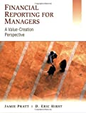 Financial Reporting for Managers 1st Edition